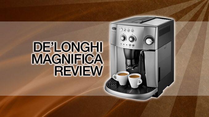 Delonghi Magnifica Coffee Machine Review Cleverhabcouk