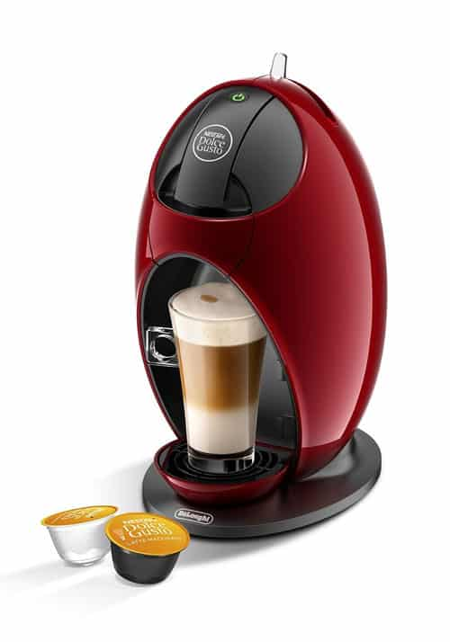 Dolce Gusto Jovia in Red